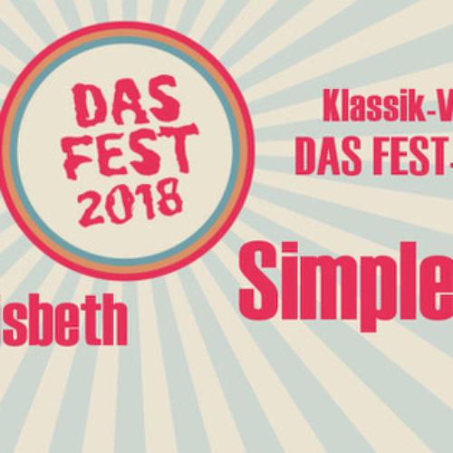 Das Fest Karlsruhe – Tickets ab sofort!