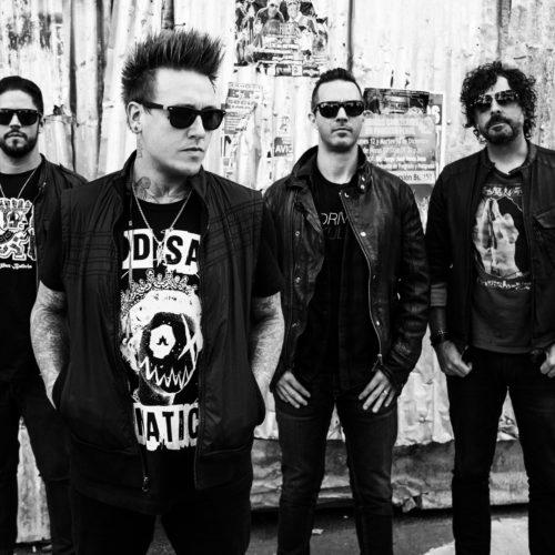 Papa Roach – Arbeiten am neuen Album gehen im Sommer 2018 weiter