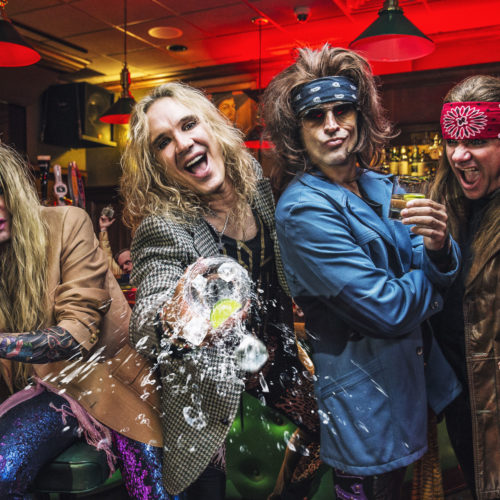 Steel Panther – Lower The Bar Tour 2018