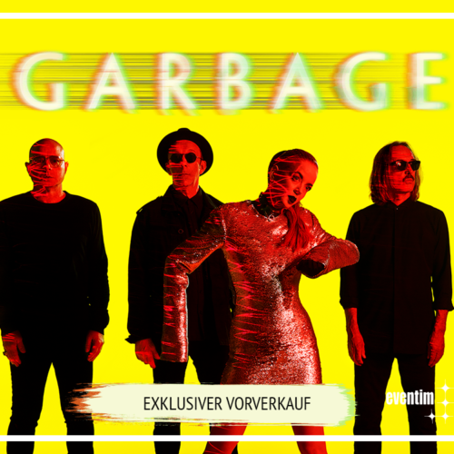 Garbage – Version 2.0 – Jubiläum + Tour