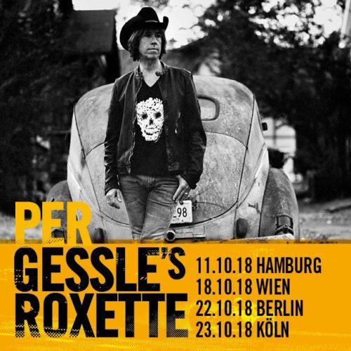 Roxette: Per Gessle kommt auf Tour!