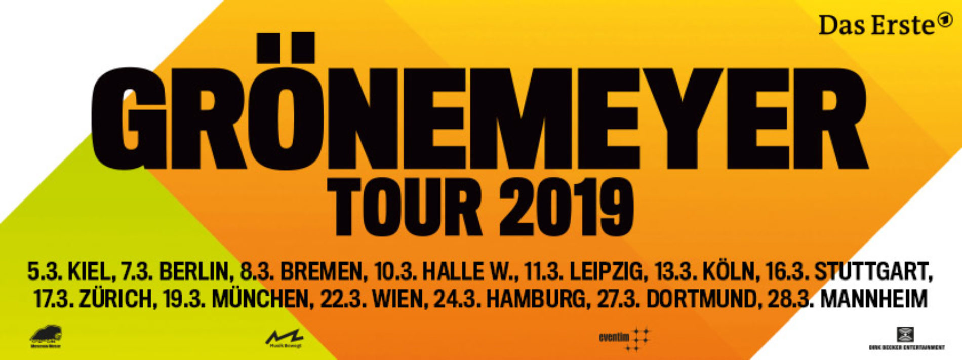 Grönemeyer Arena Tour 2019