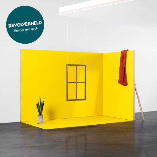 "Revolverheld – Album ""Zimmer mit Blick"" ab 14. April"