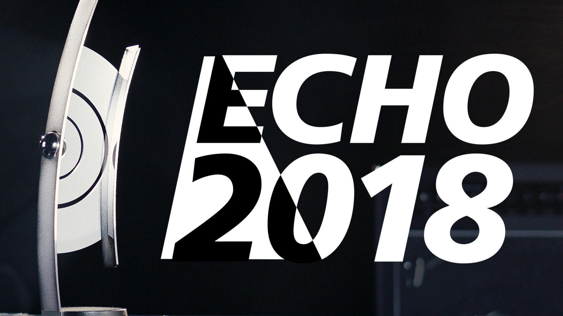 Echo 2018 – die Nominierten
