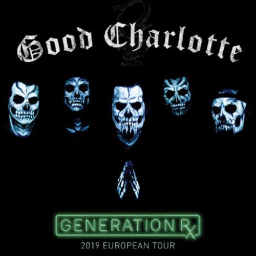 Good Charlotte 2019 auf Deutschlandtour