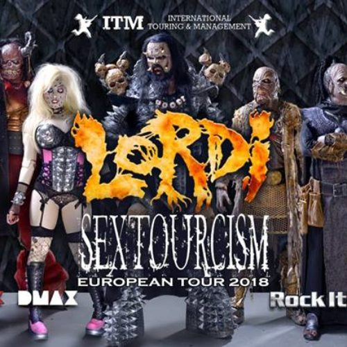 Lordi – Sexorcism Tour 2018