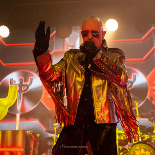 Judas Priest und Megadeth Firepower beim ausverkauften Zeltfestival