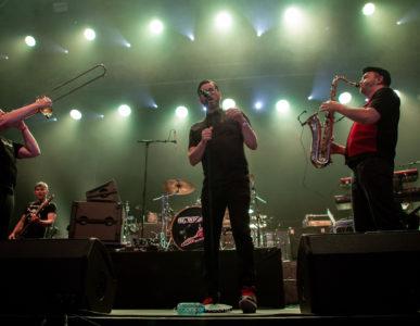 Gentleman - Zeltfestival Mannheim 2018