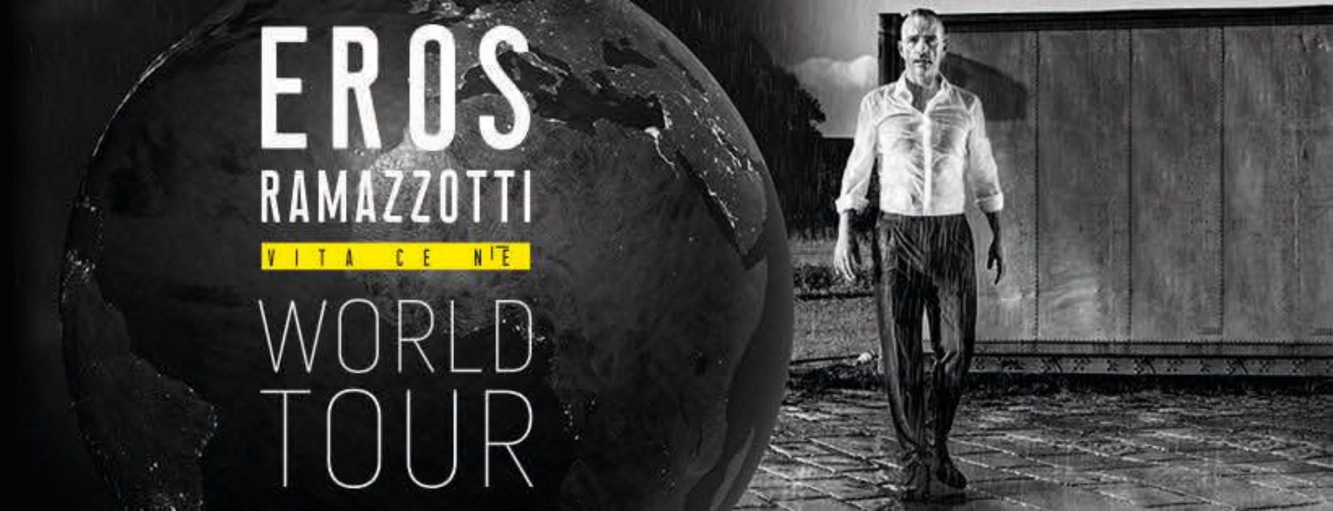 Eros Ramazzotti kommt auf Welttour 2019