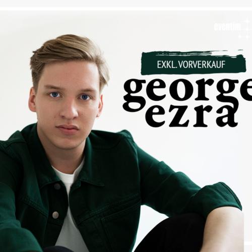 George Ezra – 2019 wieder in Deutschland
