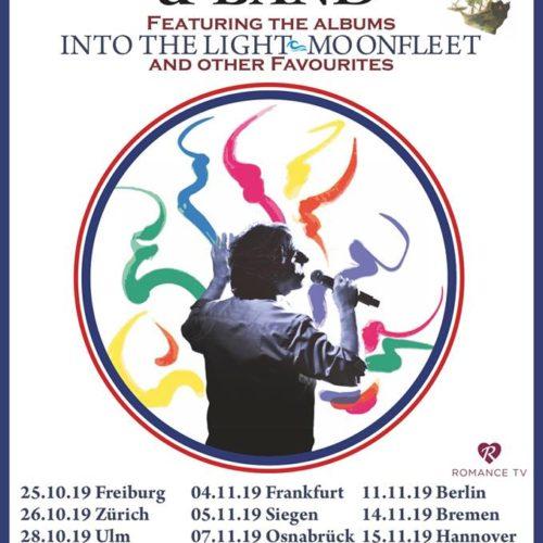Chris De Burgh – auf Tour im Herbst 2019