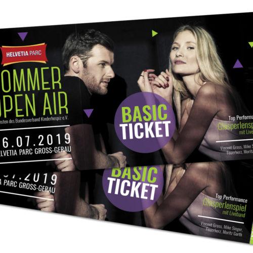Glasperlenspiel, Feuerherz und Mike Singer beim Sommer Open Air 2019 in Groß-Gerau