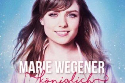 """Marie Wegener – """"Königlich"""" in der Weihnachtsversion"""
