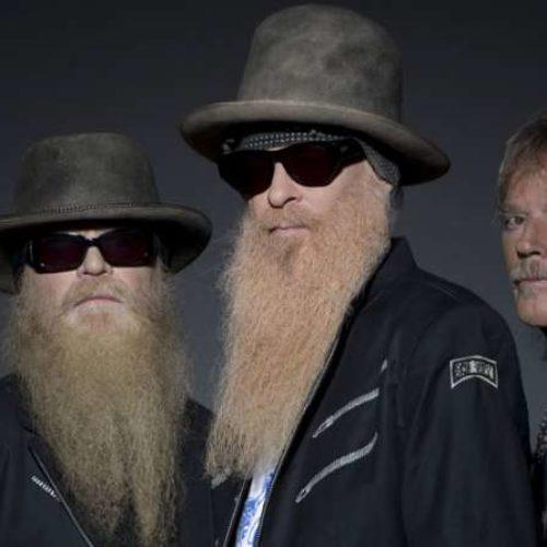 ZZ Top – auf Tour zum 50. Jährigen